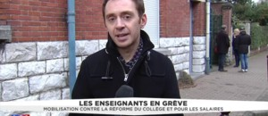 Grève de la fonction publique : fortes perturbations dans certaines écoles de Lille