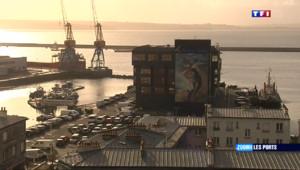 Le 13 heures du 3 août 2014 : Zoom sur : Brest, la ville aux cinq ports - 1407.938522705078