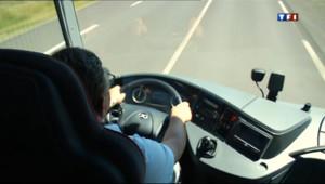 Le 20 heures du 12 août 2013 : Comment am�orer la s�rit�es chauffeurs de car - 354.2850000000001