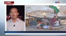 """Le 20 heures du 22 août 2014 : Irak : """"La crise humanitaire risque de durer encore plusieurs mois"""" - 664.8477102966309"""