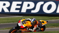 Pedrosa Honda MotoGP Indianapolis 2012