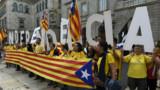 Le référendum sur l'indépendance de la Catalogne suspendu