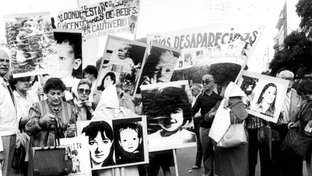 argentine manifestation bébés volés
