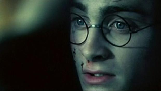 Daniel Radcliffe dans Harry Potter et l'ordre du Phenix