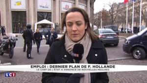 """Hollande débloque 2 milliards d'euros pour son """"état d'urgence économique et social"""""""