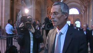 Le juge Renaud van Ruymbeke/Image d'archives