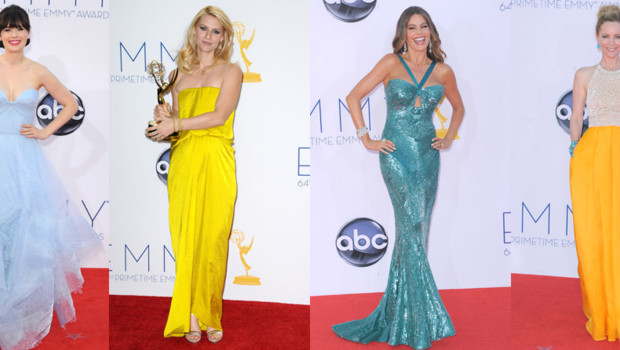 Emmy Awards 2012-stars tapis rouge