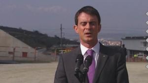 Manuel Valls le 20 février 2015