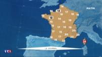 Météo : 3 départements toujours en alerte orange aux orages