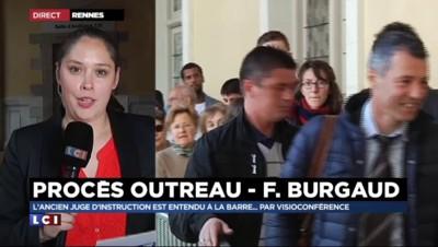 Outreau : Fabrice Burgaud, un juge d'instruction à la barre