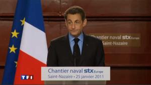 """Sarkozy : la disparition de Laëtitia ne peut """"rester sans suite"""""""