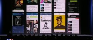 Apple lance un nouveau service de musique en streaming