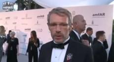 Cannes : Lambert Wilson donne de sa personne… pour la bonne cause !