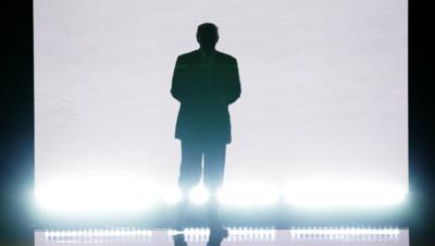 Donald Trump à la convention républicaine de Cleveland, le 18/07/16