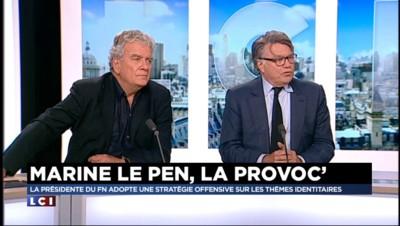 """François Hollande a """"mérité la fessée"""" donnée par Marine le Pen pour Gilbert Collard"""