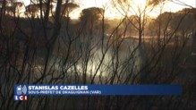 Incendie : A Fréjus, la vigilance demeure...