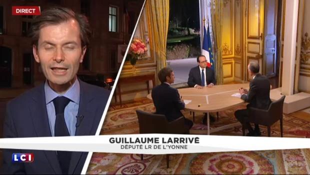 """Intervention de Hollande : """"N'a-t-on pas mieux à faire qu'organiser un référendum sur un aéroport ?"""""""