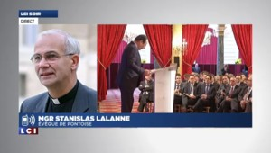 """Le pape et François Hollande devraient """"aborder des sujets qui touchent aux conflits dans le monde"""""""