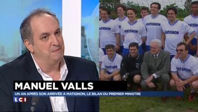 Manuel Valls, le Sarkozy de gauche ?