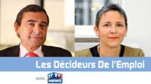 Mardi 23 septembre, Pierre Chavanne de DECIDEURS TV reçoit Nicole Le Calvez, DRH de Frequent Flyer Travel Paris et Francis Bergeron, DRH de SGS France.