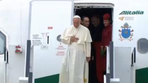 Pape François Pologne