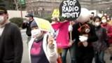 VIDEO. Manifestations antinucléaires au Japon, deux ans après Fukushima