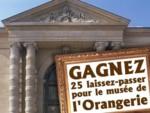 Une nouvelle exposition au musée de l'Orangerie