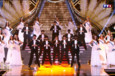 33 Miss défilent sur le thème des films d'époque