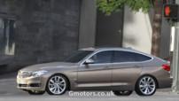 BMW Série 3 GT 2013 scoop