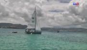 Le 20 heures du 2 août 2015 : Aux Antilles, la voile a le vent en poupe - 1562