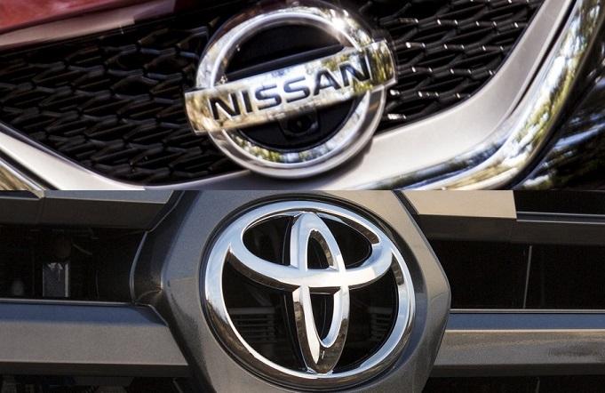 news automoto toyota et nissan rappellent 6 6 millions de voitures dans le monde mytf1. Black Bedroom Furniture Sets. Home Design Ideas