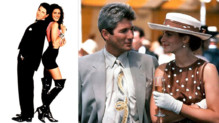 Richard Gere et Julia Roberts dans Pretty Woman
