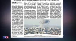 UE, guerre en Syrie, Aubry au gouvernement... la revue de presse du 9 février