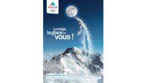 Annecy 2018, l'affiche officielle