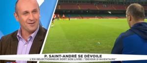 """""""C'est pas mon système de jeu,"""" Philippe St-André évoque les raisons de l'échec du XV de France"""