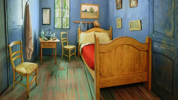 chambre van gogh