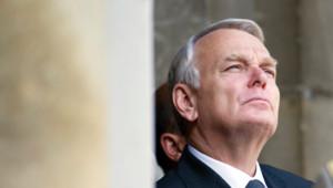 Jean-Marc Ayrault à Paris le 14 juin 2012.