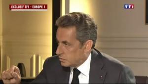 """Nicolas Sarkozy : """"Je ne demande aucun avantage particulier"""""""