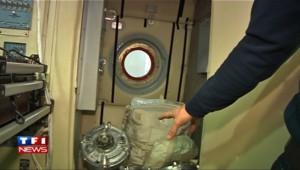 Voici la chambre à coucher de l'ISS !