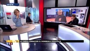 Claude Lelouch à Deauville pour soutenir la nouvelle vague de cinéastes américains
