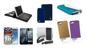 coques sélection smartphone tablette