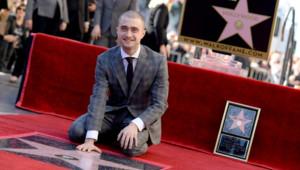 Daniel Radcliffe reçoit son étoile à Hollywood