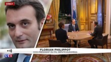 "Intervention de Hollande : Philippot le qualifie de ""porte-parole de la commission de Bruxelles"""