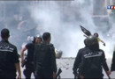Le 20 heures du 19 mai 2013 : Tunisie : un mort dans les affrontements entre policiers et salafistes - 967.691