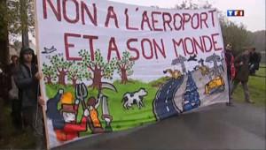 "Mobilisation massive contre ""l'Ayraultport"""