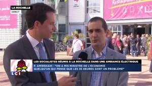 """Député PS frondeur à la Rochelle : """"La finance pour piloter l'économie française n'est pas le meilleur signal"""""""