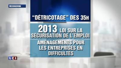 """Laurent Berger dit """"non"""" à la remise en cause des 35 heures"""