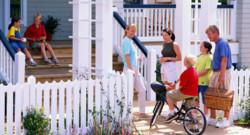 maison voisin famille enfant échange