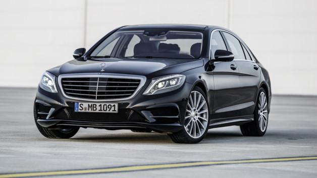 news automoto nouvelle mercedes classe s 2013 la meilleure voiture au monde mytf1. Black Bedroom Furniture Sets. Home Design Ideas