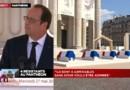 """Panthéon : """"Le courage de Germaine Tillon est intellectuel"""", déclare Hollande"""